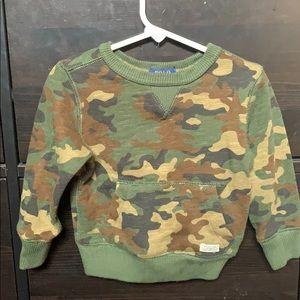 POLO RL Camouflage Swearshirt